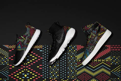 nike marks black history month with shoe apparel