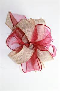 embroitique how to make big decorative bows a