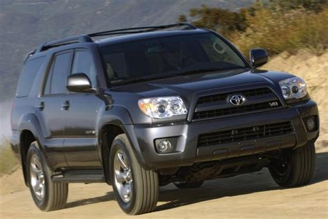 how cars engines work 2009 toyota 4runner auto manual 2003 2009 toyota 4runner used car review autotrader