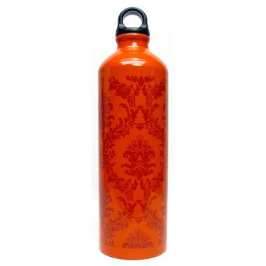 Neo Bottle buy gaiam neo baroque burnt orange aluminum water bottle at well ca free shipping 35 in canada