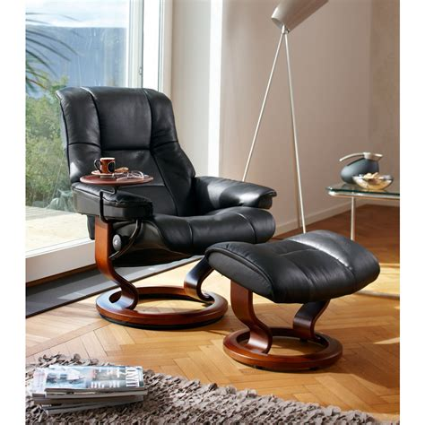 prices for stressless recliners stressless mayfair small recliner ottoman from 2 595 00