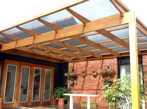 Carports Attached To House from colorbond to polycarbonate laserlite to a tiled