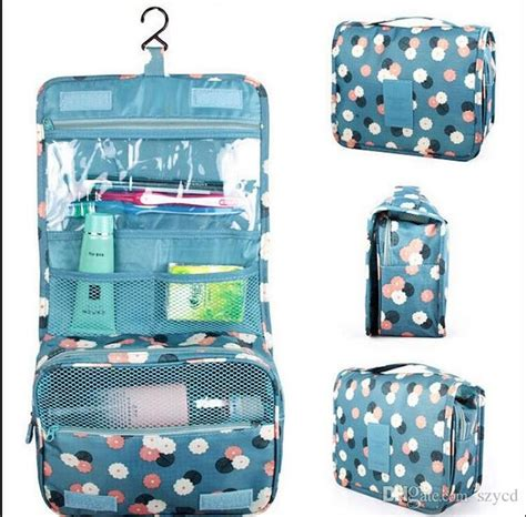2018 new waterproof travel toiletry bag outside travel foldable waterproof organizer wash