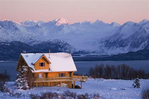 baesta alaskan cabins ideerna pa pinterest lodges timmerhus och lodge decor