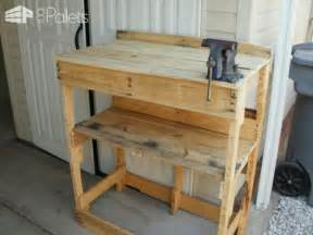simple potting bench simple pallet potting bench work bench pallet ideas