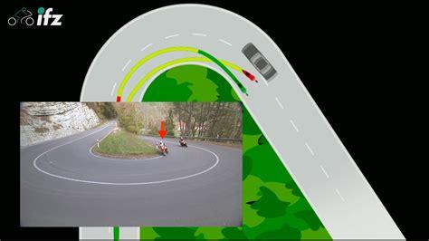 Motorrad Kurven Fahren by Richtiges Kurvenfahren Mit Dem Zweirad