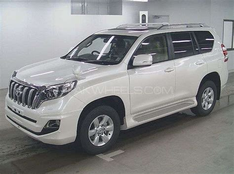 Toyota In Tx Toyota Prado Tx Limited 2 7 2016 For Sale In Islamabad