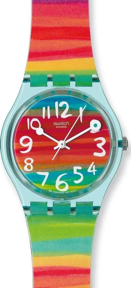 Swatch Rainbow swatch gs124 rainbow 34mm