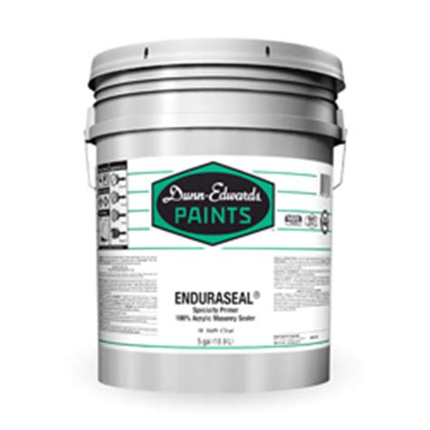 enduraseal 174 exterior masonry sealer dunn edwards paints