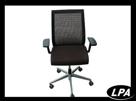 fauteuil de bureau steelcase fauteuil steelcase think dossiers resille fauteuil