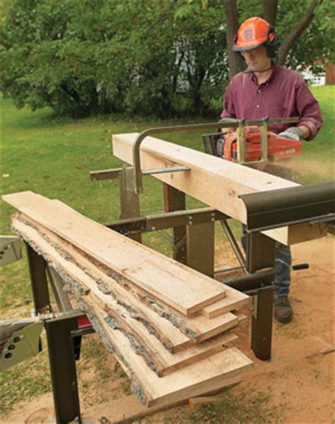 backyard sawmill backyard sawmills popular woodworking magazine