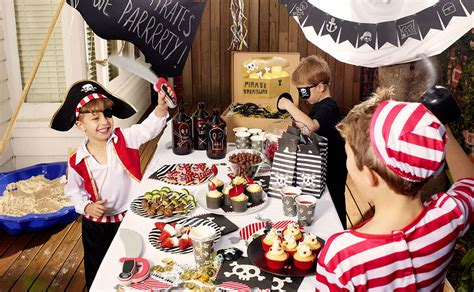 pirate themed party entertainers pirate party pirate decorations kmart