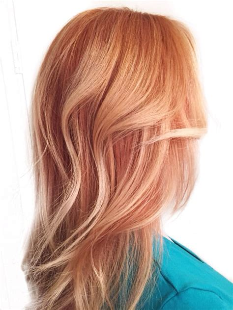 diy strawberry blonde hair color chart went from a platinum blonde to strawberry yelp