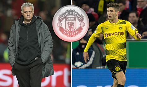 christian pulisic manchester united christian pulisic to man utd how star playmaker could fit