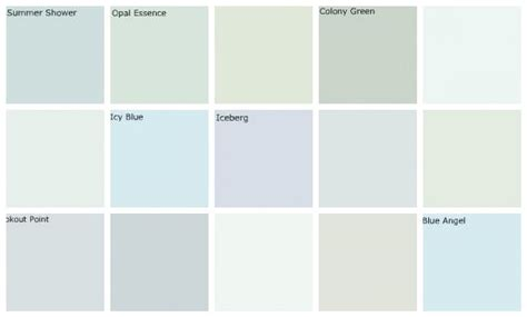 light green paint colors 4 light blue paint benjamin colors neiltortorella