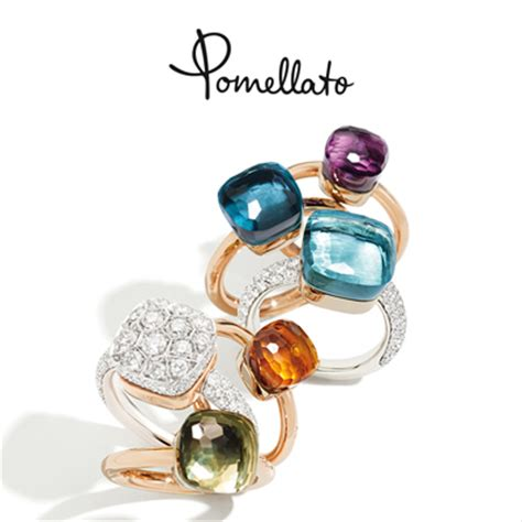 pomellato shop pomellato jewelry rings earrings bracelets pomellato