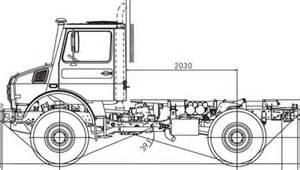 Blueprints Free trucks unimog 4000 short 2004a free textures and