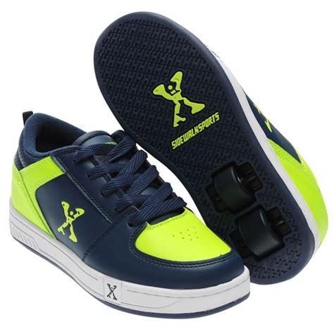 roller shoes sidewalk sport boys lace up skate wheeled