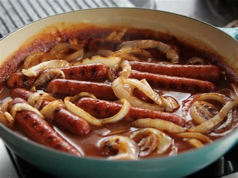 can dogs taste spicy spicy sausage dogs recipe ree drummond food network