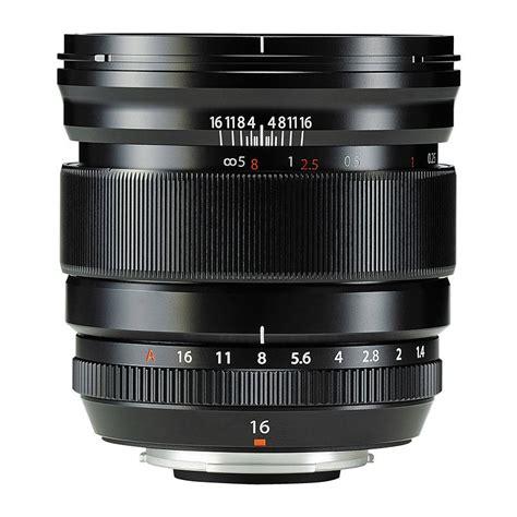 Fujifilm Xf 16mm F 1 4 R Wr fujifilm xf 16mm f 1 4 r wr objectief
