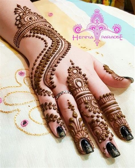 60 beautiful henna mehndi designs for all occasions