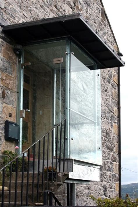 pictures glass porch extension lanark cdp architects