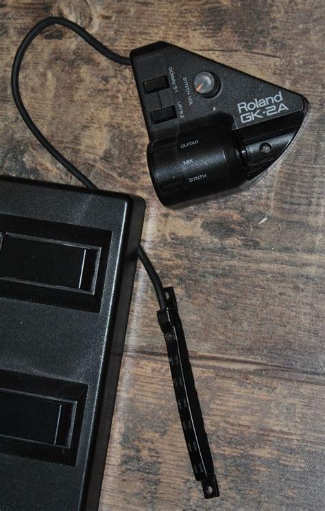 Audio Format Gk | roland gk 2a image 2064298 audiofanzine