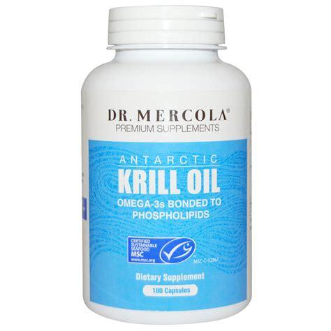 Suplemen Krill Dr Mercola Premium Supplements Antarctic Krill 180