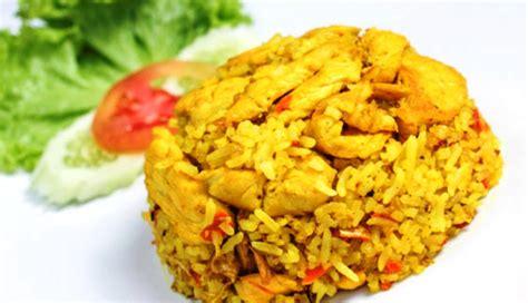 resep bumbu dan cara membuat nasi goreng sederhana rumahan resep dan cara membuat nasi goreng ayam bumbu kari
