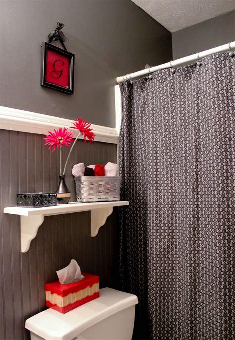 red grey bathroom grey red bathroom ideas best bathroom decoration