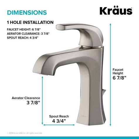 esta bathroom faucet  single handle  lift rod