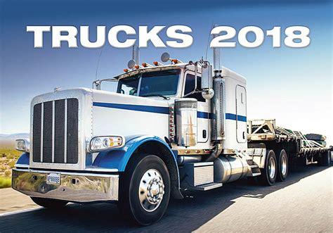 Calendar 2018 Car Trucks Calendar 2018 Car Calendars