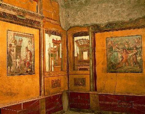 pompei casa dei vettii i quot miti di pompei quot all istituto italiano di cultura di