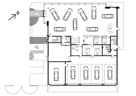 auto dealer floor plan pin by m a on car showroom pinterest showroom and