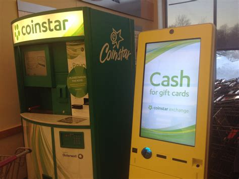 Cashing In Gift Cards - coinstar cash for gift cards machine 5 2015 by mike moza flickr