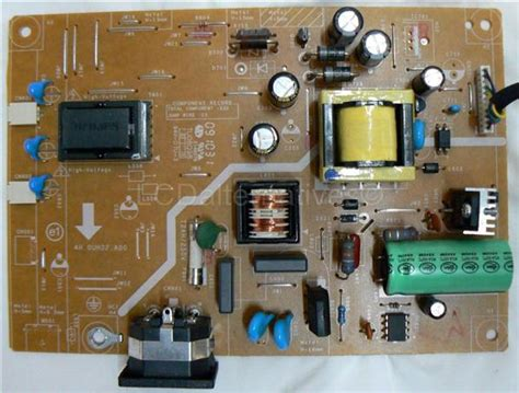 replace capacitor dell monitor asus ve246h lcd monitor replacement capacitors boards not included lcdalternatives
