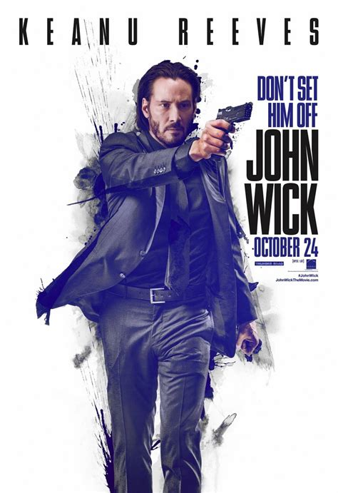 in wick 2 wick 2014 poster 2 trailer addict