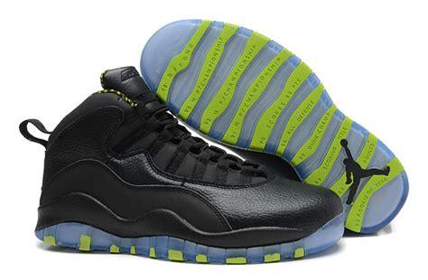 Nike Air 10 Retro Venom Cheap Nike Air 10 Retro Black Venom Green Cool Grey