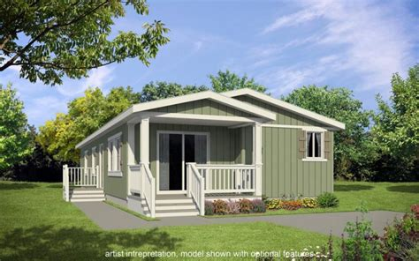 manufactured homes exteriors silvercrest homes