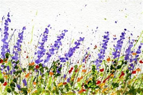 Splatter Lines E Money Card 37 best lavender images on watercolor