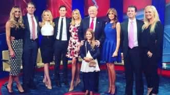 the trump family donald trump family 1