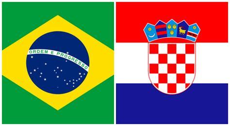 brazil vs croatia live thread info highlights