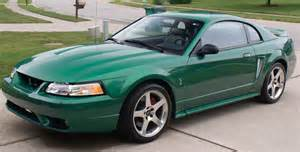1999 Ford Mustang Cobra 1999 Ford Mustang Svt Cobra Pictures Cargurus