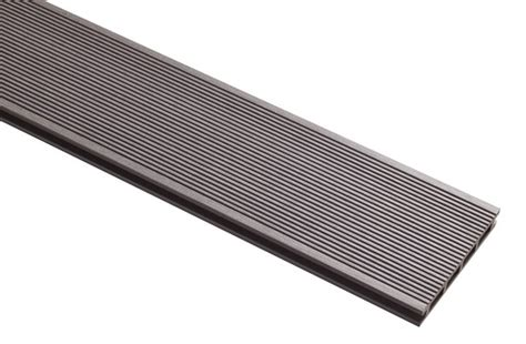 terrasse 5 cm lame de terrasse composite grise l 3 m x l 14 5 cm x 201 p