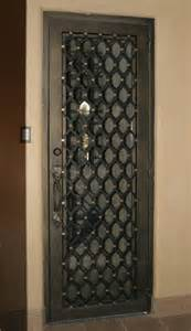 Barn Doors Phoenix Single Iron Doors