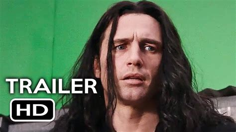 the room franco the disaster artist official trailer 1 2017 franco seth rogan the room hd