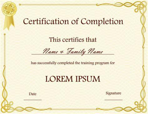 downloadable certificate templates certificate templates free printable templates free