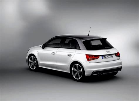 Audi A1 White 5 Door by Audi A1 5 Door Audi A1 Sportback Oopscars