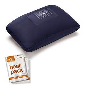 Heated Pillow by Thermatek 174 Heated Lumbar Comfort Pillow Bed Bath Beyond