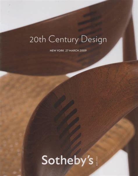 20th century design klotz sotheby s 20th century design new york 3 27 09 sale 8530 auction catalogs home of the